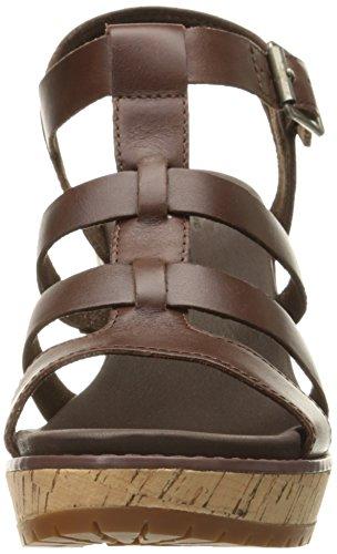 Timberland Roslyn roslyn Fisherman Sandal  Women   s Ankle Strap Sandals  Brown  Dark Brown Eastlook   8 UK