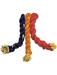 Dupatta (Weavers Villa Set Of 3 Multicolor Chiffon Dupattas (70 Different Colour Set Combinations Available)) - B06XCXR6CX