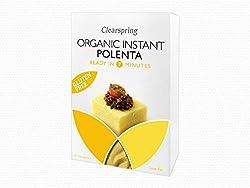 Clearspring Organic & Gluten Free Instant Polenta 200g