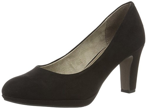 Tamaris Damen 22420 Pumps Schwarz (Black 001)