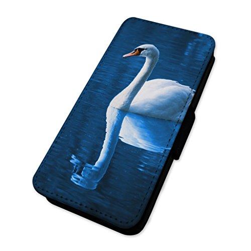 Bella Swan Water Reflection–Custodia ad aletta in pelle di carta Apple Iphone 7 Plus