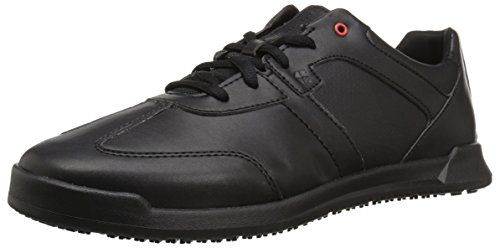 Shoes for Crews 38140-45/10 FREESTYLE II Herren Schuhe, Größe 10, Schwarz