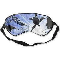 Underwater Animal Pattern Sleep Eyes Masks - Comfortable Sleeping Mask Eye Cover For Travelling Night Noon Nap... preisvergleich bei billige-tabletten.eu