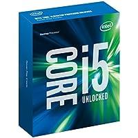 Intel Core i5-6600K Prozessor der 6. Generation (bis zu 3,90 GHz mit Intel Turbo-Boost-Technik 2.0, 6 MB Intel Smart-Cache)