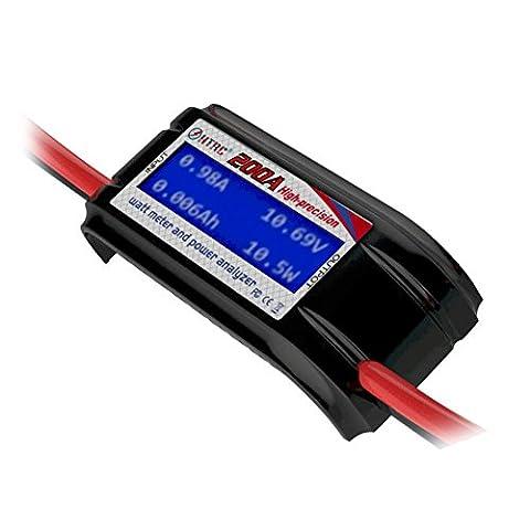 HTRC 200A High Precision Watt Meter Voltage Amp Meter Power