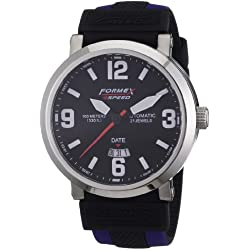 Formex 4 Speed Men's Automatic Watch 72512.7070 with Rubber Strap