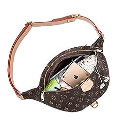 SPFAZJ Star in The Same Pocket Donna 2019 New Super Fire Borsa da Donna Fashion Casual Lady Sports Oblique Carry Chest Bag