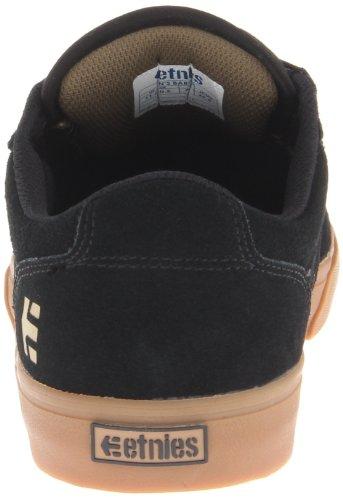 Etnies Barge LS Herren Sneaker Schwarz (964/BLACK/GUM)