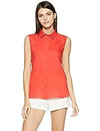 f2fdc3ecf7b07d Marks   Spencer Women s Plain Regular Fit Shirt