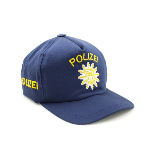 Polizei Kostüme Shirt (Kid's Shirt Polizei Basecap)