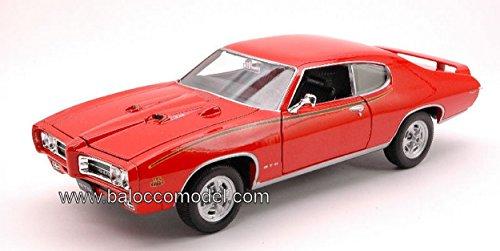 welly-we2501or-pontiac-gto-1969-orange-124-modellino-die-cast-model