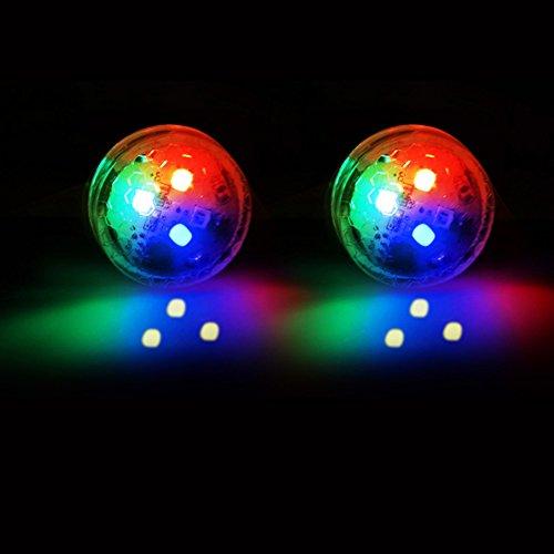 SCRG 2X Universal Autotür LED Geöffnet Warnblitz Kit Wireless Anti-kollid