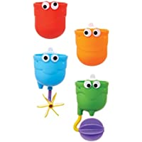 Munchkin Falls Bath Toy with Suction Cups, Multi-Coloured - ukpricecomparsion.eu