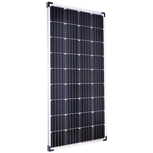 Offgridtec Solarmodul / panel Monokristallin, Solaranlage / zelle, 150 W, 001255 (Photovoltaik-zellen)