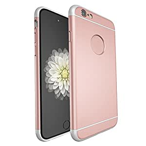 coque iphone 6 plus rose mat