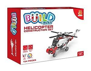 Smart Fox FOX088.UK.CS Juego de construcción de helicóptero, Varios