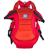 Mee Mee Soft and Easy Fit Baby Carrier (Orange)