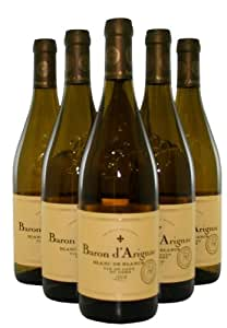 Baron D'Arignac Dry White 6 Bottle Case - 6 x 750ml