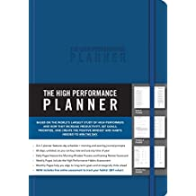 The High Performance Planner [Blue]