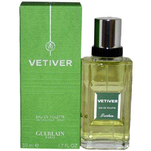 Guerlain Vetiver Eau De Toilette Spray, 50.27ml