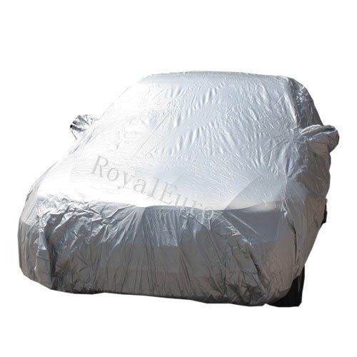 Funda para coche antipolvo y antirayos UV, para interior o exterior, universal, impermeable