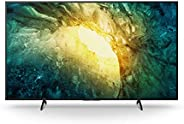 Sony BRAVIA 65 inch X75H LED 4K HDR Ultra HD Smart Android TV, Netflix Button and Google Assistant Voice Searc