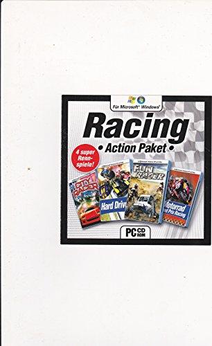 Racing Action Paket. 4 Super Rennspiele