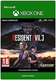 Resident Evil 3: Standard Edition | Xbox One - Codice download