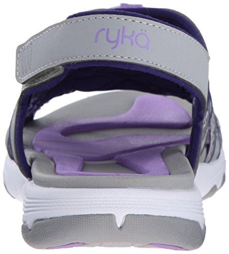 RykaGLANCE - Glance donna Grey/Cool Mist Grey/English Lavender