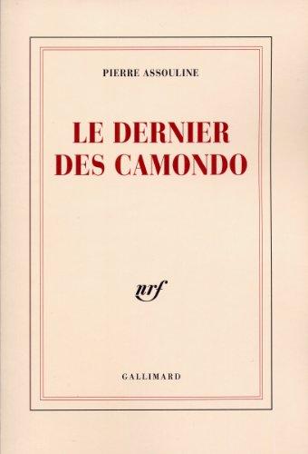 Le Dernier Des Camondo [Pdf/ePub] eBook