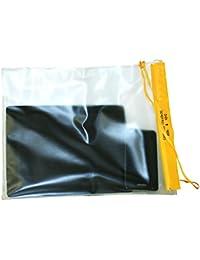 Northland Professional Waterproof - Protector documentos agua, color transparente / amarillo, talla L