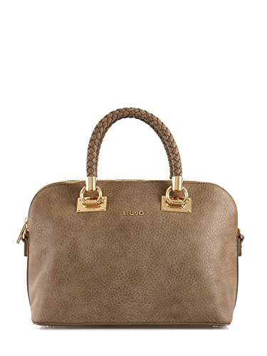 LIU JO ANNA SHOPPING BAG N66082E0011-71212 Tortora