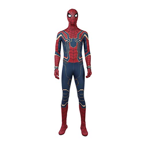 Iron Mann Kostüm Frauen - QWEASZER clothing Iron Spider-Man Marvel Avengers