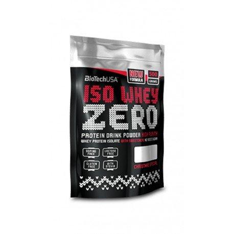 Iso Whey Zero (500g) BioTech USA
