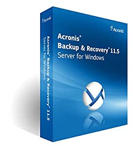 ACRONIS Backup for Windows Server Essentials V11.5: Amazon