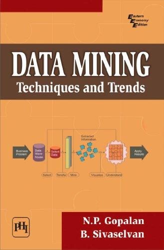 Data Mining: Techniques and Trends por N.P.  Sivaselvan, B. Gopalan