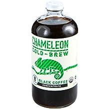 Chameleon Cold-Brew - Organic Cold-Brew Coffee Concentrate Black - 32 fl. oz.