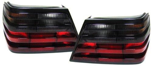 Carparts-Online 15495SET Rückleuchten rot schwarz gebraucht kaufen  Wird an jeden Ort in Deutschland
