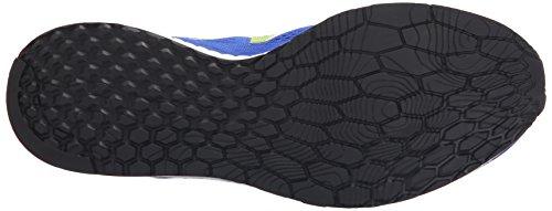 New Balance Men's Fresh Foam Zantev2 Running Shoe,Blue/Green,10 2E US Blue / Green