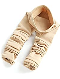 9b1d2f713b5fa Vococal Longue Taille Haute Leggings Coton, Femmes Mesdames Automne Chaud  Hiver Epais Brossé Neuvième Extensible