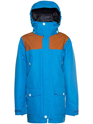Kinder Snowboard Jacke Colour Wear Concrete Parka Youth