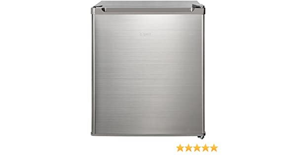 Mini Kühlschrank Mit Werbung : Exquisit kb 05 4 a inox look mini kühlschrank a 51.0 cm 44 l