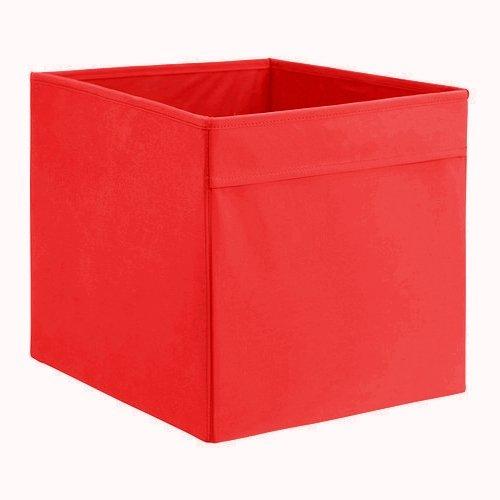 Ikea DRÖNA Fach in rot; (33x38x33cm)