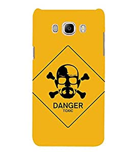 CHAPLOOS Designer Back Cover For Samsung Galaxy ON8