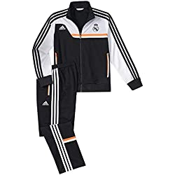 Original Real Madrid Adidas Set de chándal para niños