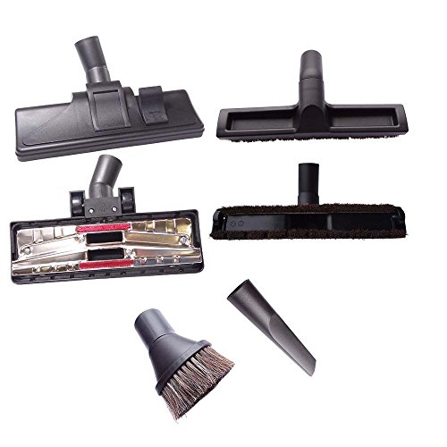 4 verschiedene Staubsaugerd?sen (Teppich-, Hartboden-; Fugend?se & Saugpinsel) für Electrolux ZO 6352 Oxy3System