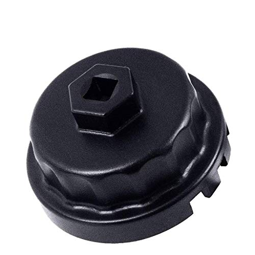 Preisvergleich Produktbild TIREOW Ersatzteile Ölfilterschlüssel Ratschen für Toyota für Lexus Scion 2.0 bis 5.7 Liter Motoren