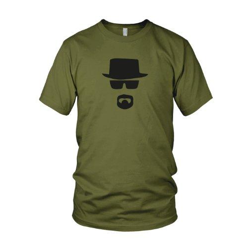 The Danger - Herren T-Shirt, Größe: L, Farbe: (Und Kostüm Heisenberg Pinkman)