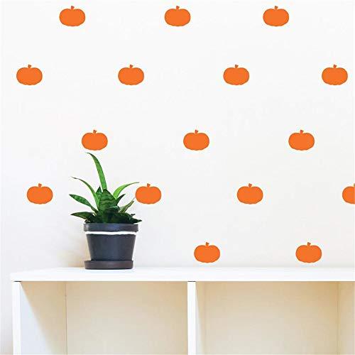 wandaufkleber spruch disney Halloween-Kürbis für Kinderzimmer