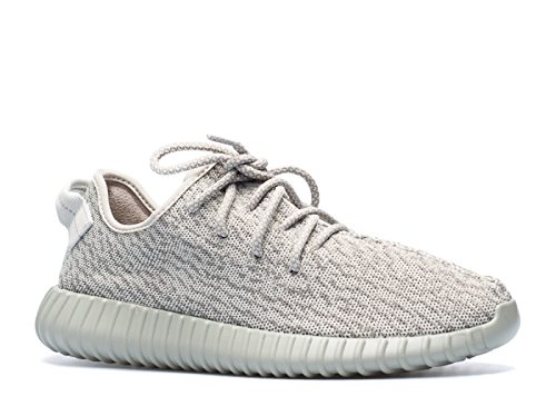 Adidas Men's Yeezy 350 Boost Grey Moonrock Running Sport Shoes For Mens  available at amazon for Rs.3999